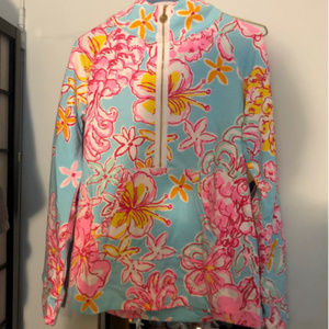 Lilly Pulizer Popover